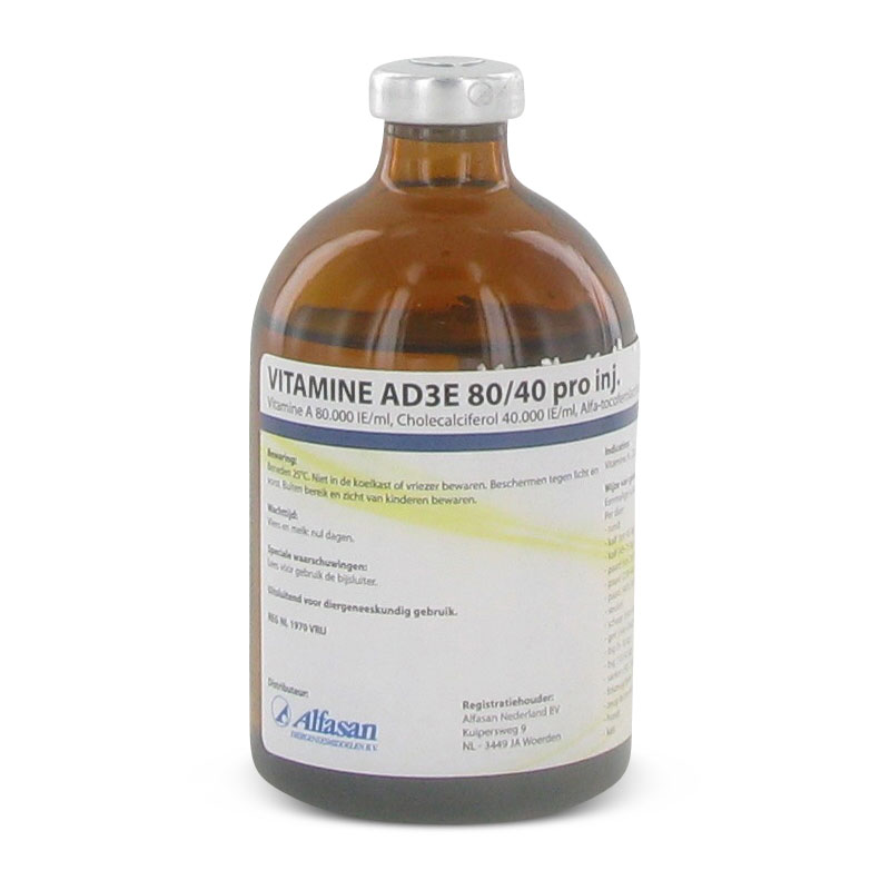 Vitamine AD3 80 40 100ml