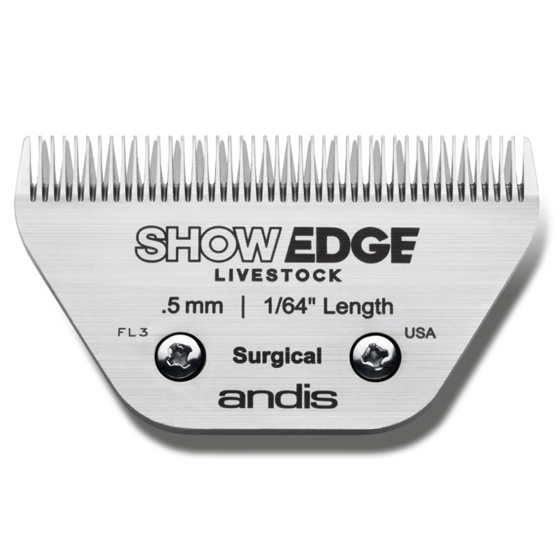 Andis ShowEdge scheerkop 0.5mm