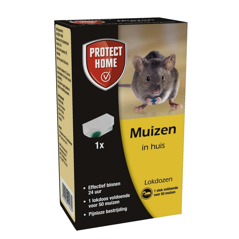 Bayer Protect home express muizenval 1 stuk