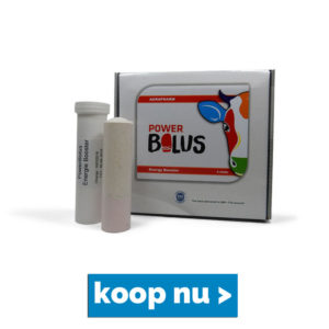 energie booster bolus