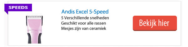 Andis Excel 5 Speed